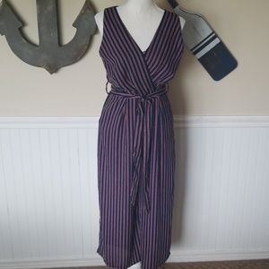 Red, white and Blue Jumpsuit NWT